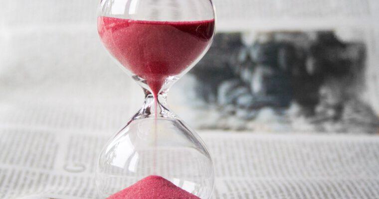 Timemanagement – verhoog je productiviteit!
